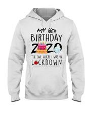 66th Birthday 66 Years Old Hooded Sweatshirt tile