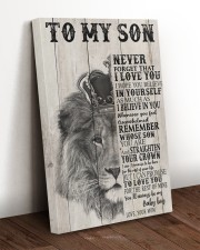To My Son From Mom 20x30 Gallery Wrapped Canvas Prints aos-canvas-pgw-20x30-lifestyle-front-17