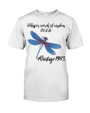 1983 Classic T-Shirt front