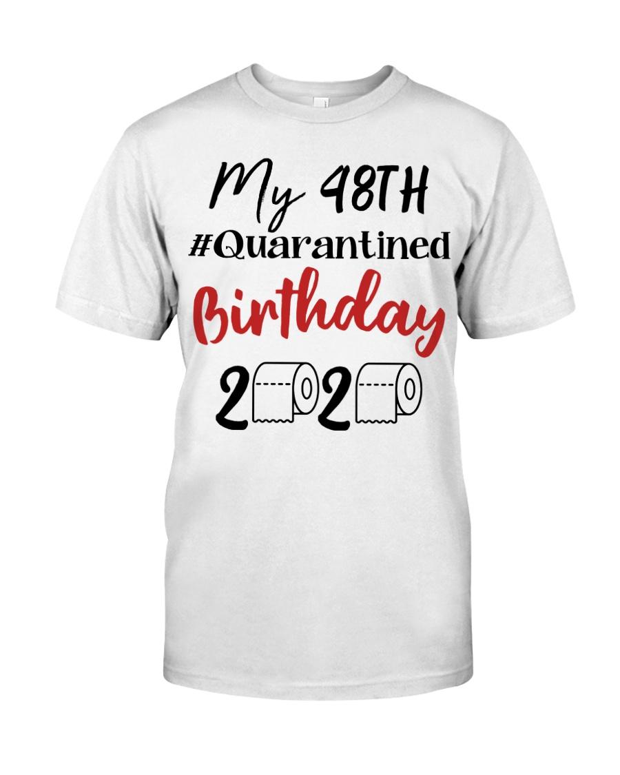 48th Birthday 48 Year Old Classic T-Shirt