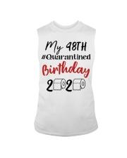 48th Birthday 48 Year Old Sleeveless Tee thumbnail