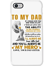 To My Dad If I Could Give You One Thing Phone Case thumbnail
