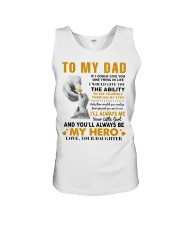 To My Dad If I Could Give You One Thing Unisex Tank thumbnail