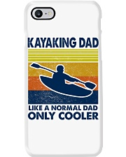 Kayaking Dad Like A Normal Dad Only Cooler Phone Case thumbnail