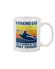 Kayaking Dad Like A Normal Dad Only Cooler Mug thumbnail