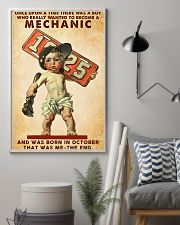 October Mechanic 24x36 Poster lifestyle-poster-1