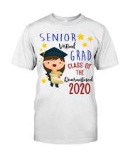 Senior Girl Classic T-Shirt front