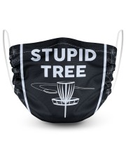 Stupid Tree 2 Layer Face Mask - Single front