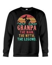Granda The man The Myth Crewneck Sweatshirt thumbnail