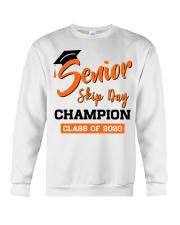Senior Skip Day Champions Class Of 2020 Crewneck Sweatshirt thumbnail