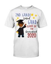 2nd Grade Boy Classic T-Shirt front