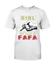 FAFA Classic T-Shirt front