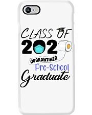 Class Of 2020 Quarantined Pre-School Graduate Phone Case tile