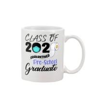 Class Of 2020 Quarantined Pre-School Graduate Mug tile
