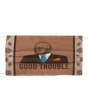 good trouble Cloth face mask thumbnail