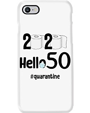 50th Birthday 50 Years Old Phone Case thumbnail