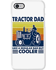 Tractor Dad Like A Regular Dad But Cooler Phone Case thumbnail