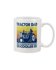 Tractor Dad Like A Regular Dad But Cooler Mug thumbnail