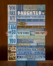 To My Daughter From Mom 20x30 Gallery Wrapped Canvas Prints aos-canvas-pgw-20x30-lifestyle-front-22