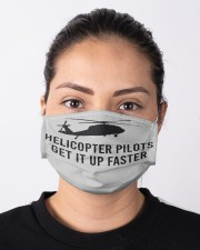 Helicopter Pilot Cloth face mask aos-face-mask-lifestyle-01