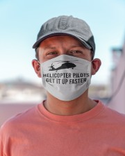 Helicopter Pilot Cloth face mask aos-face-mask-lifestyle-06