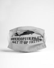 Helicopter Pilot Cloth face mask aos-face-mask-lifestyle-22