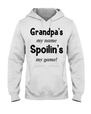 GRANDPA Hooded Sweatshirt thumbnail
