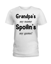 GRANDPA Ladies T-Shirt thumbnail