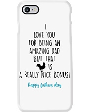 I Love You For Being An Amazing Dad Phone Case thumbnail
