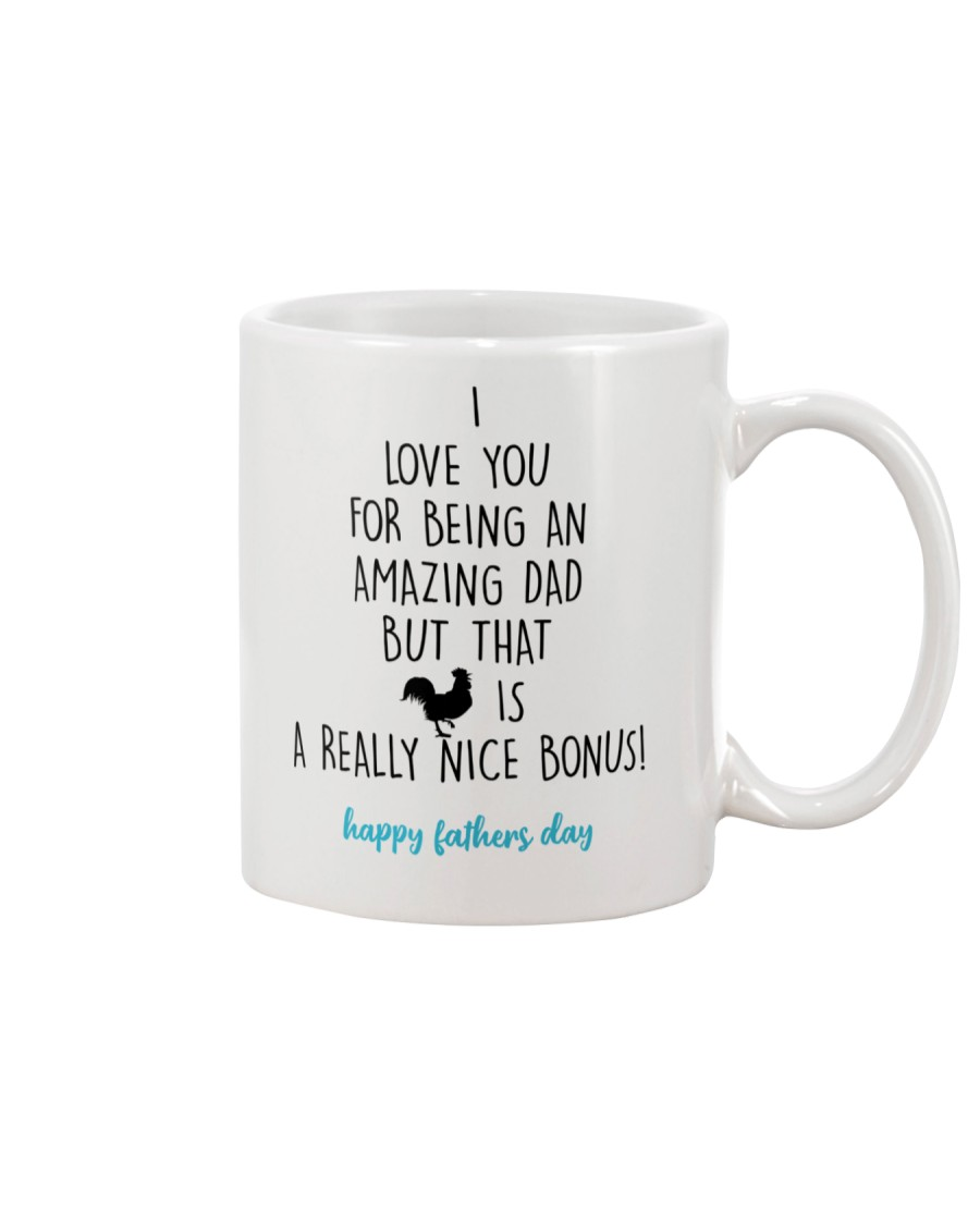 I Love You For Being An Amazing Dad Mug