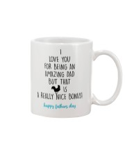 I Love You For Being An Amazing Dad Mug front