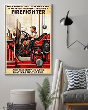 April Firefighter 24x36 Poster lifestyle-poster-1