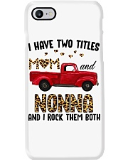 I Have Two Titles Mom And Nonna Phone Case thumbnail