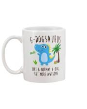 G-DOG Mug back
