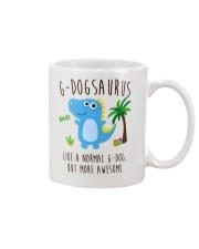 G-DOG Mug front