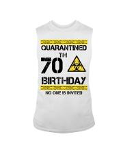70th Birthday 70 Years Old Sleeveless Tee thumbnail