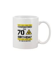 70th Birthday 70 Years Old Mug thumbnail