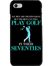 The Best Can Still Play Golf In Their Seventies Phone Case thumbnail