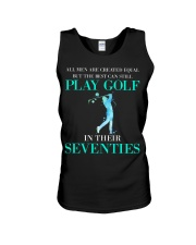 The Best Can Still Play Golf In Their Seventies Unisex Tank thumbnail