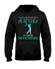 The Best Can Still Play Golf In Their Seventies Hooded Sweatshirt thumbnail