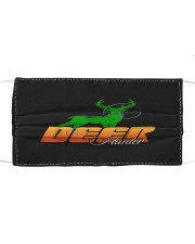 Deer hunting hunting season bug Cloth face mask front