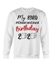 83rd Birthday 83 Year Old Crewneck Sweatshirt thumbnail