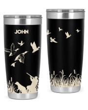 Duck Hunting 20oz Tumbler front