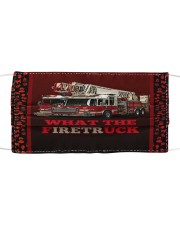 What The FiretrUCK Cloth face mask thumbnail
