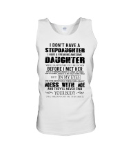 I Don't Have A Stepdaughter Unisex Tank thumbnail