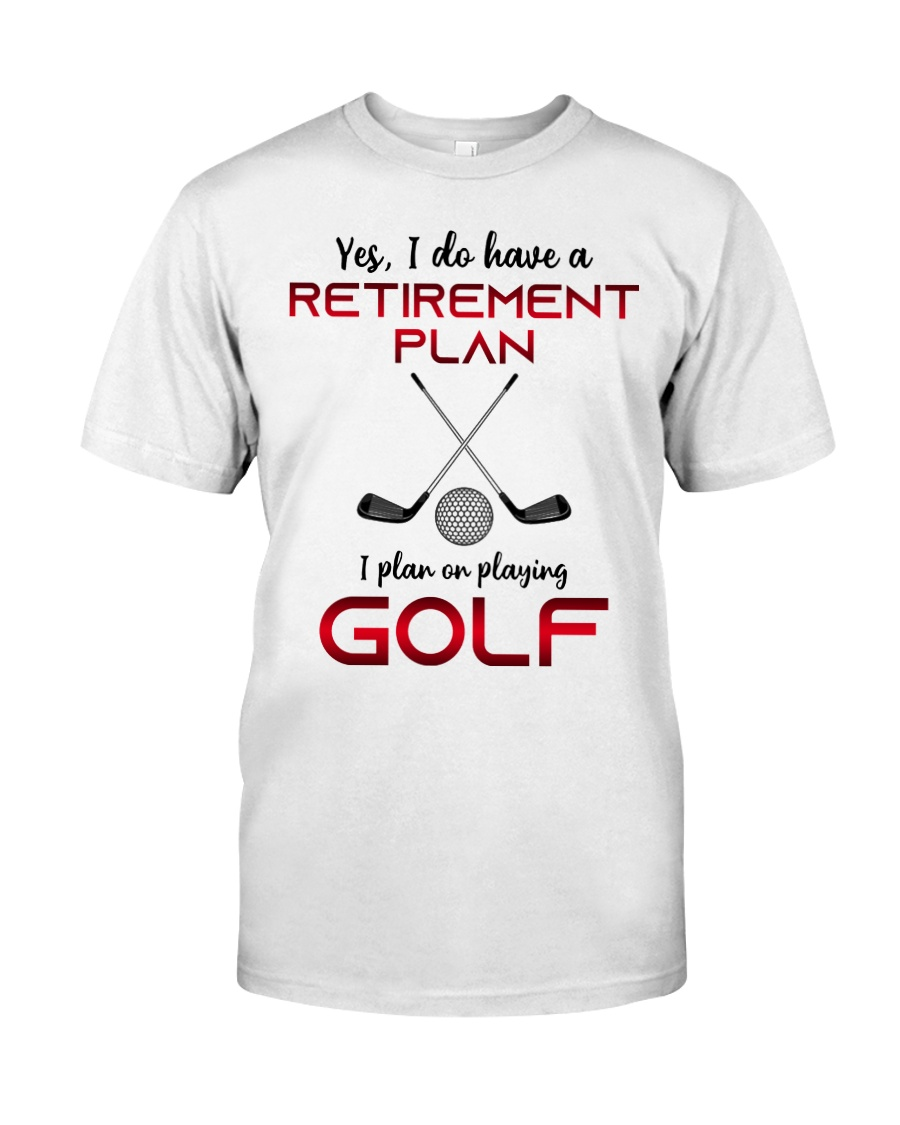 Golf  lover Classic T-Shirt