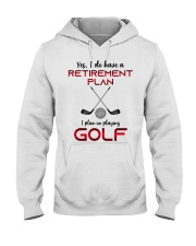 Golf  lover Hooded Sweatshirt thumbnail