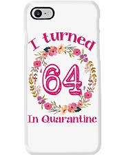 64th Birthday 64 Years Old Phone Case thumbnail