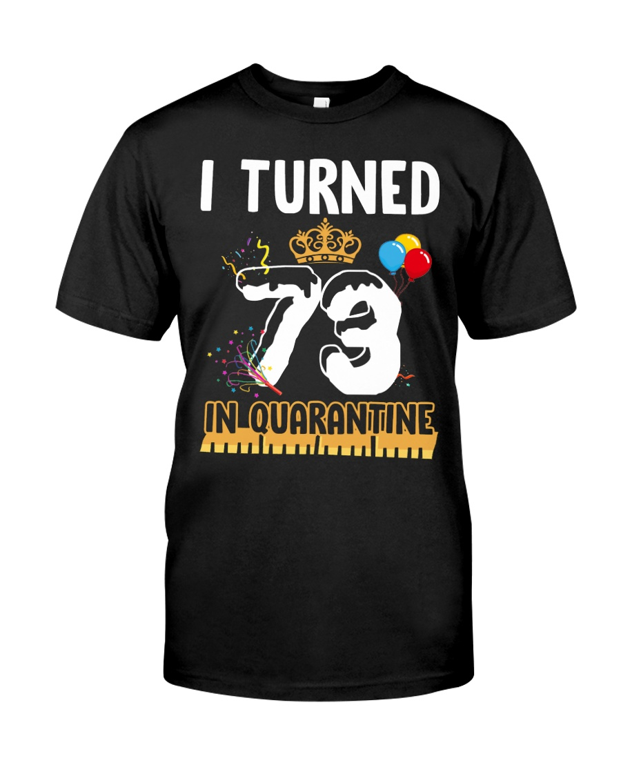 73rd Birthday 73 Years Old Classic T-Shirt