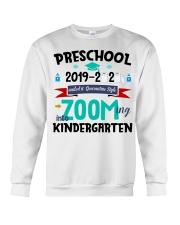 PRESCHOOL ZOOMING INTO KINDERGARTEN Crewneck Sweatshirt thumbnail